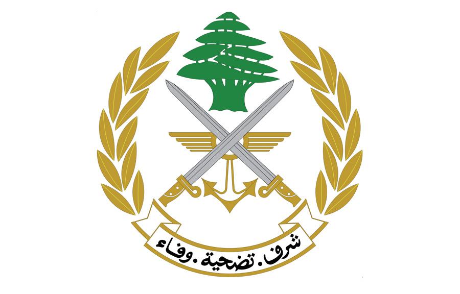 الجيش: توقيف المتورطين بإشكال وادي الجاموس