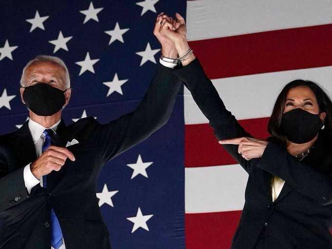 بايدن رئيساً للولايات المتحدة رسمياً: ندعو إلى بداية جديدة