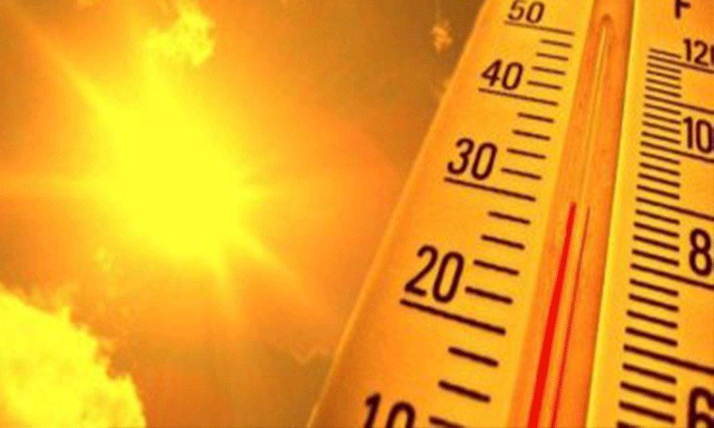 الحرارة فوق معدلاتها ب 10 درجات!