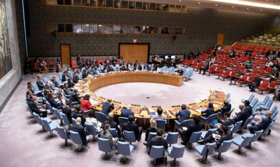التصعيد الاسرائيلي الفلسطيني في جلسة لمجلس الأمن اليوم